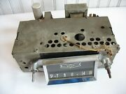 1957 Chevy Gm Am Radio For Parts