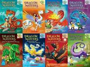 Dragon Masters Series Set Books 1 - 8 [paperback] Tracey West
