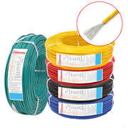 Flexible Stranded Pvc Electrical Wire Cable Copper Tinned 14/16/18/20/22/24awg