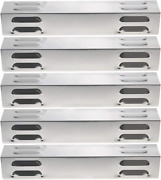 Bbq Gas Grill Stainless Steel Heat Plates Replacement Kit For Dyna-glo 5 Burner