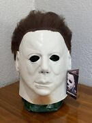 Michael Myers Halloween 4 Poster Mask Return Of Michael Myers Trick Or Treat New