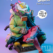 Damtoys X Coal Dog Mindgame Series Green Six 1/6th Collectible Action Figure New