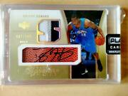 Dwight Howard Rc Upper Deck Exquisite 2004-05 Signature Rookie Auto Patch 87/100