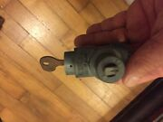 Britax Ignition Switch With Key Believe Fits Mg Or Triumph