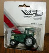 White Farm Equipment Wfe Spirit Of Oliver Tractor 1/64 Scale Models Toy Allied