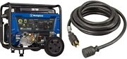 Westinghouse 9,500-w Portable Gas Generator With Remote Start And 20 Ft Power Cord