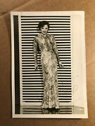 Jessie Matthews Rare Very Early Original Autographed Photo And03936 Irving Berlin