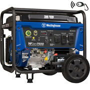 Westinghouse 9,500-w Portable Rv Ready Gas Powered Generator With Remote Start