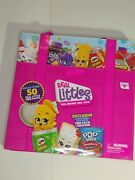 Shopkins Season 12 Real Littles Complete Set W/carrying Case