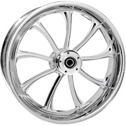 Rc Components - 18550-9210-124c - Revolt Forged Rear Wheel 18in. X 5.5in. - Chr