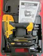 New Bostitch Btfp71917 Smart Point 16 Ga Finish Nailer With Case 460
