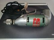 Vintage Wizard 1/4 Power Drill Western Auto Model 549a 1500 Rpm 115v 5h1394