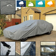 Mazda Mx5 1989-1997 Mk1 - Hd Luxury Fully Waterproof Car Cover + Cotton Lined