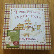 Susan Branch Customized Recipe Keeper Home Cooking Traditions Sealed