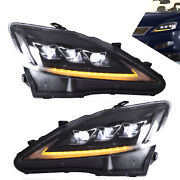 Led Headlight Turn Signal Brake Lamp For Lexus Is250 Is350 Is 220d Is F Model