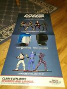 Gijoe Collectibles Promotional