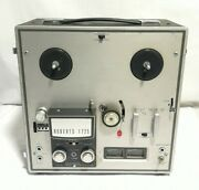 Vintage Roberts 1725 Reel To Reel Player For Parts Or Repair Untested