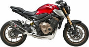 Yoshimura 12651aj220 R-77 Race Series Exhaust System Stainless/carbon/carbon