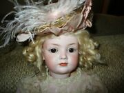 22 Beautiful Kley And Hahn Character Doll Model 546