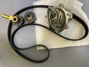 Ferrari 348 Mondial T Timing Belt Kit Belts And Tensioners With Water Pump