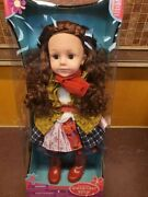 Madame Alexander Play, It's My Style, 70190, 18 Doll, Brand New, Boxed