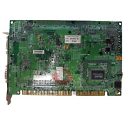 Used And Tested Aaeon Sbc-557 586 Motherboard