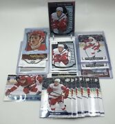 2015 / 2016 Dylan Larkin Rookie Card Lot With Extras 25x Cards