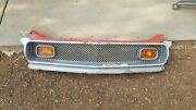 1973 Amc Javelin Front Grill And Support