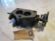 Nos Stromberg Carb Throttle Body Aav-16 1941-1942 Buick Super Roadmaster Limited