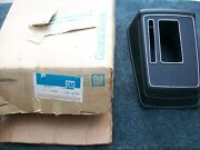Nos Gm Chevy Chevrolet 1973 Vega Transmission Gear Shift Lever Console Cover