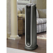 Space Heater Tower 1500-watt Electric Portable Ceramic Oscillating With Remote