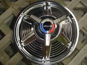 One 13 In. 1965 65 Ford Mustang Hubcap Wheel Cover Center Cap Antique Vintage