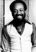 Maurice White And Earth Wind Fire 1970s Old Music Photo