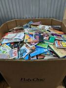 50 Pounds Of Books Wholesale Mix Books Lot Pallet Book