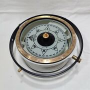 Cassens And Plath Type 11 Compass Without Fluid. Made In Germany