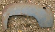 Pair Nos 1949 1950 1951 1952 Plymouth Rear Fenders