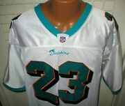 Reebok - Equipment Nfl Size 54 - 23 Ronnie Brown - On Field V-neck Jersey