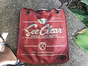 1954-1960 Ford Thunderbird Fairlane Windshield Washer Reservoir Bag And Lid Tee