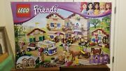 Lego Friends Summer Riding Camp3185 New Sealed Free Shipping