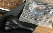 Vintage Nos Troxel Seat Saddle W/ Clamp In Original Package Bag Made In Usa