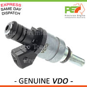 6x Brand New Vdo Fuel Injector For Bmw Z4 E85 N52b25 6 Cyl Mpfi ..