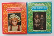 Vintage Lot Antique Collector's Dolls Books New Sealed Patricia Smith Series 1-2