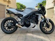 Belly Pan Triumph Speed Triple 1050 2005 - 2010 Speed Cup