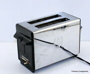 Vintage Toastmaster Model B700b Toaster Aka The Ghostbusters Dancing Toaster