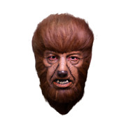 Universal Monsters The Wolfman Mask Chaney Entertainment Trick Or Treat Studios
