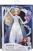 Disney Frozen Musical Adventure Elsa Singing Doll Sings Show Yourself Song New