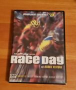 Vision Quest Coaching Realrides Race Day Robbie Ventura Cycling Dvd Sealed New