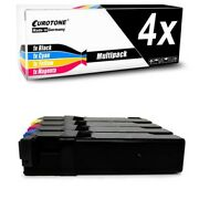4x Cartridge For Dell 1320-c 1320-cn