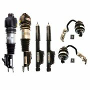 Bilstein B4 Air Front Struts And Rear Shocks B3 Springs Kit For Mercedes W211 W219