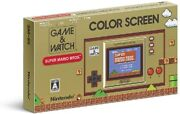 Nintendo Games Andamp Watch Super Mario Bros Set Of 2 Pre-sale Limited Japan New